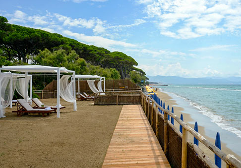 Villa Mussio - The Beach