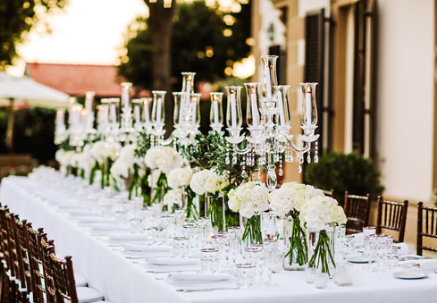 Villa Mussio Tuscany - wedding