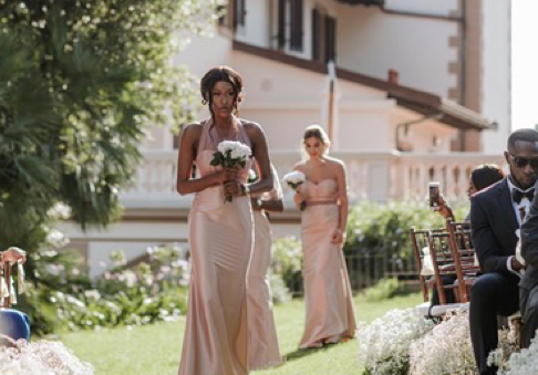 Wedding at Villa Mussio - entertainment